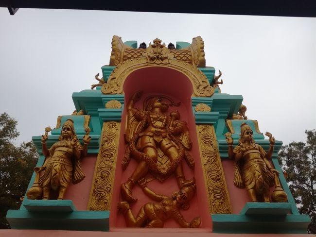 Sri Periya Anjaneya Temple