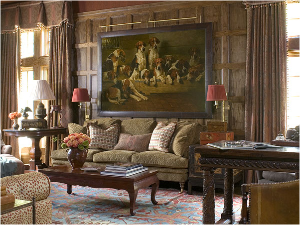 Old World Living Room Design Ideas | Home Interiors