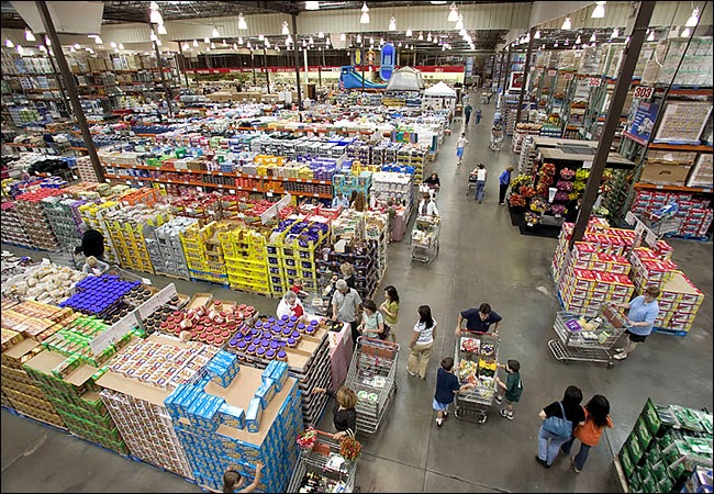 Weighty Matters: Why Buying Big Box Food at Costco and Walmart Might