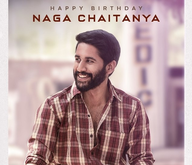 Pic Talk: Naga Chaitanya's retro look from ChaySam4 #HBDNagaChaitanya