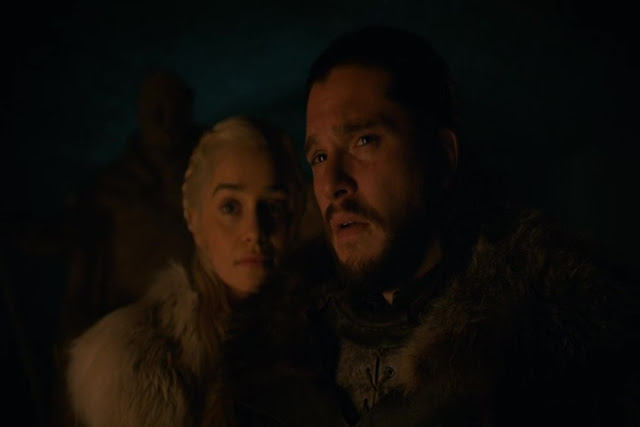 Jon and Dany - Game of Thrones Season 8 Episode 2 Breakdown and Discussion Thread