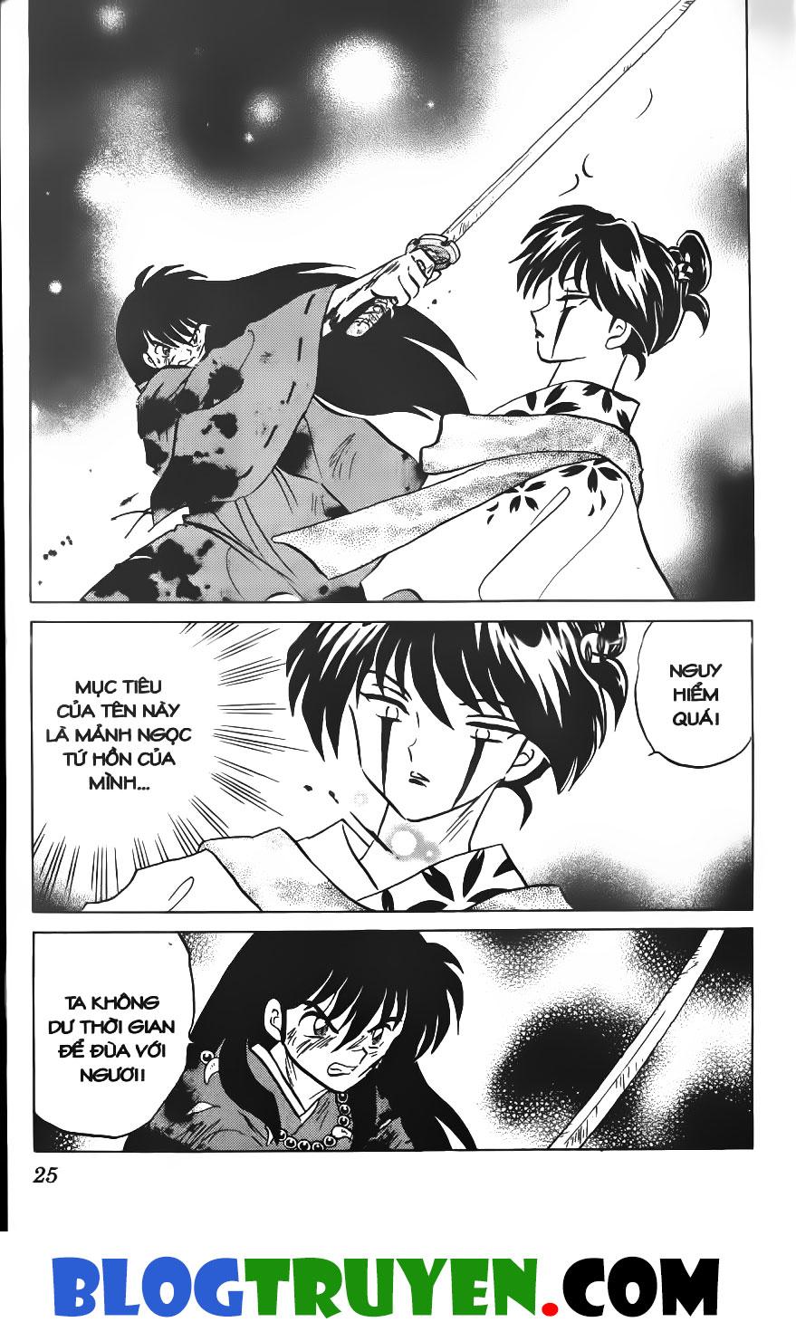 Inuyasha vol 28.2 trang 4