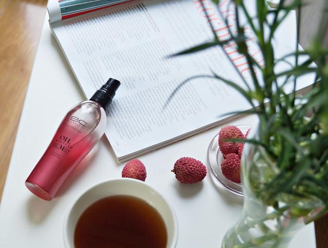 olejek Schwarzkopf Professiona BC Oil Miracle - odżywcza mgiełka do włosów