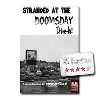 Frugal GM Review: Stranded at the Doomsday Drive-In!