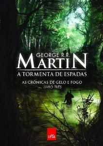 Livro A Tormenta De Espadas: As Crônicas de Gelo e Fogo Vol.03 (George R. R. Martin)