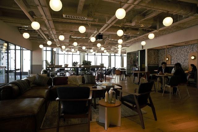 【創業攻略】WeWork於香港開設2大服務點 為本地Starups注入動力