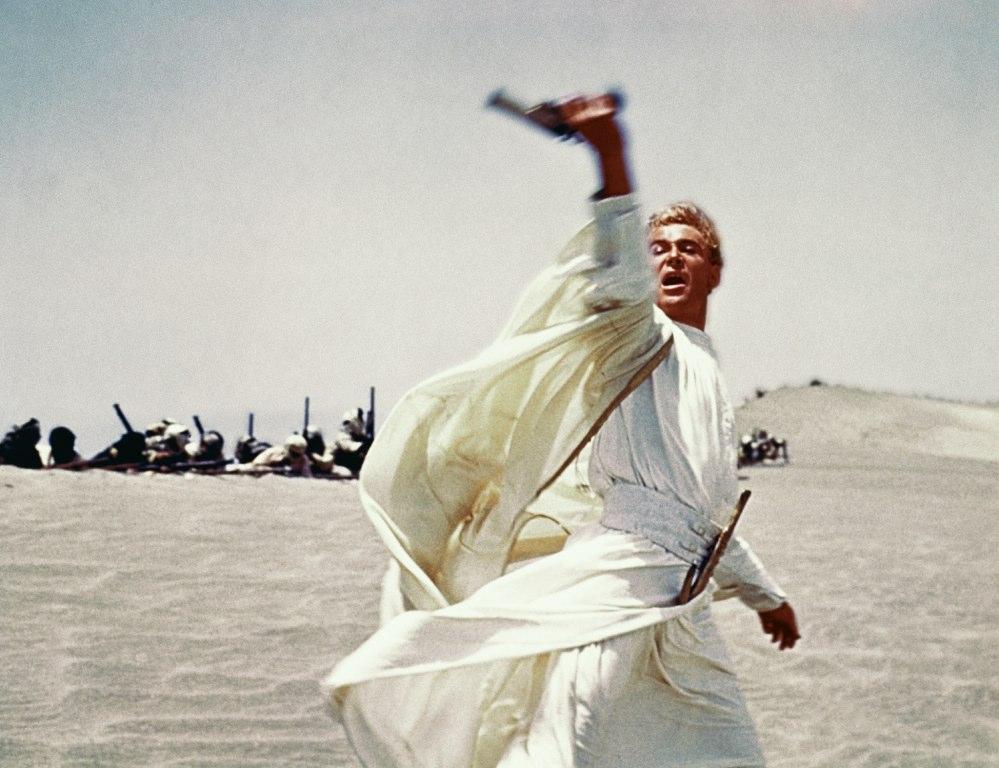 Film Guru Lad - Film Reviews: Lawrence of Arabia Review ...