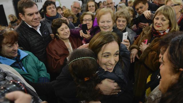 """Vidal Lanzó """"Turismo Grande"""", un plan para que jubilados y pensionados conozcan el país de manera gratuita"""