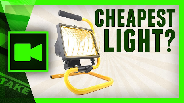 Cheapest Light for Video: Tips and Tricks