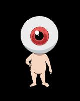 พ่อปีศาจลูกตา (Medama-Oyaji) @ Gegege no Kitarou อสูรน้อยคิทาโร่ 2018