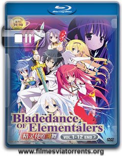 Seirei Tsukai no Blade Dance Torrent - BluRay Rip