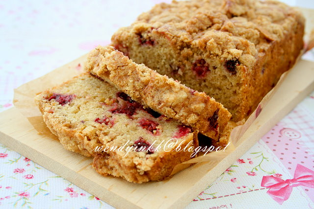 Table For 2 Or More Mulberry Apple Loaf Berry 3