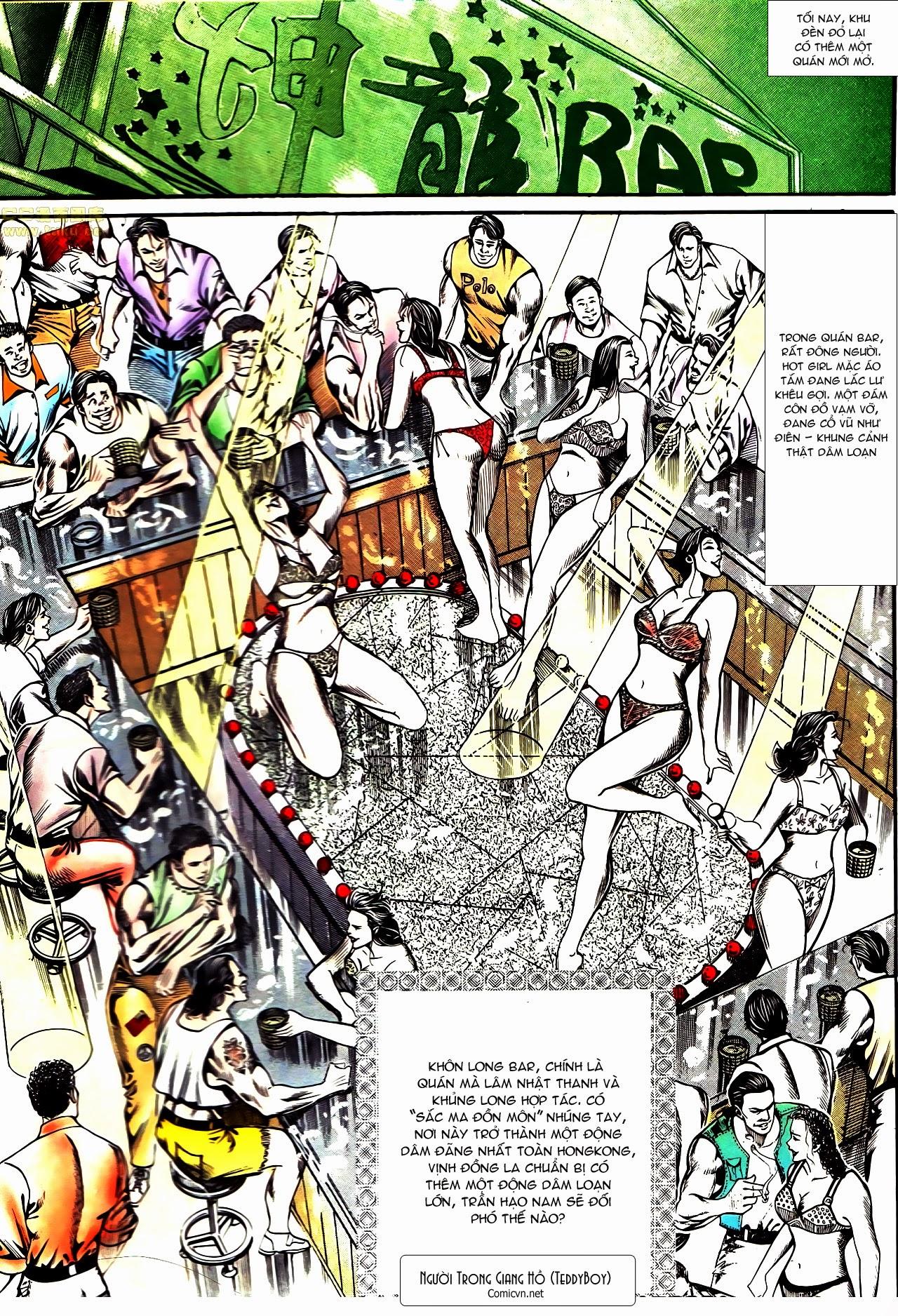 Người Trong Giang Hồ chapter 122: phố dục lạc trang 35
