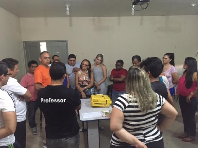 Computador Interativo na Escola Maria Helena Valente Tavares