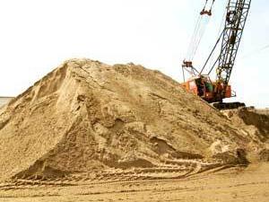 Giá cát tại Hải Phòng 2017