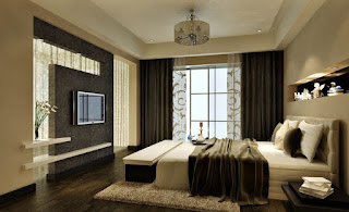 The Application of Color on Interior Bedroom Designs