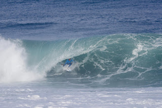 22 Stu Kennedy rip curl pro portugal foto WSL Damien Poullenot
