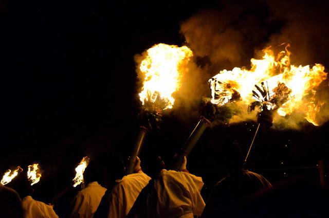 Lễ hội đền Todaiji tỉnh Nara (01 – 14/3)