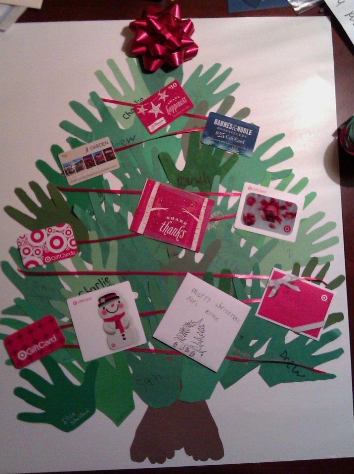 my fabulous ideas the teacher's christmas gift 2011