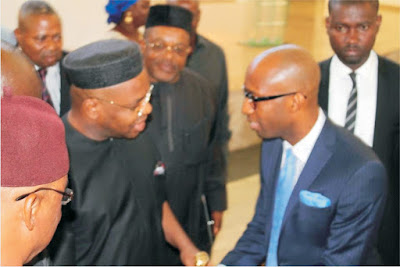 Legislative Autonomy: AKHA, Udom in faceoff
