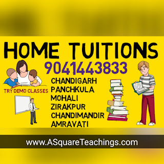 Home Tuition in chandigarh mohali panchkula