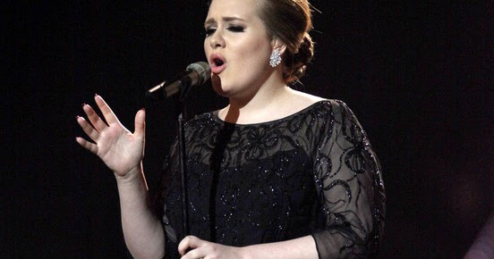 Vocal Range: Adele Vocal Range
