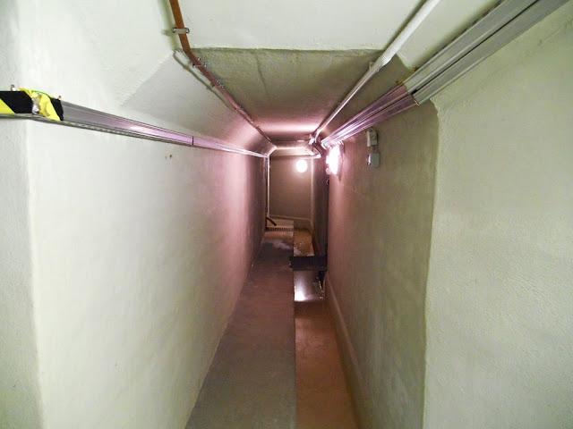 tunel, woda, Bóbr, Dychów, elektrownia