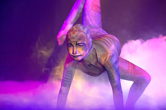 """Espetáculo """"Celestia"""" em Las Vegas"""