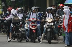 Larangan Bagi Siswa Baru Untuk Membawa Kendaraan ke Sekolah