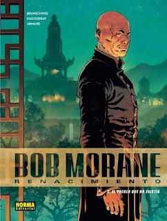 Bob Morane 2: El Pueblo que no existia - Norma Editorial Junio 2017