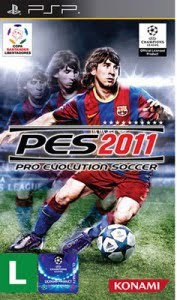 Download Pro Evolution Soccer (PES) 2011 (PSP) PT-Br