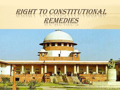 Right to Constitutional Remedies Under Article 32 of Indian Constitution