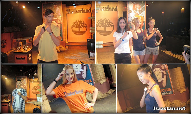Timberland Watch Collection Launch Event