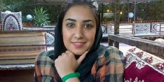 Seorang Wanita ditangkap Pemerintah Iran Gara-Gara Lukisan