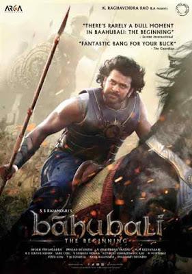 Baahubali: The Beginning (2015) Sinopsis