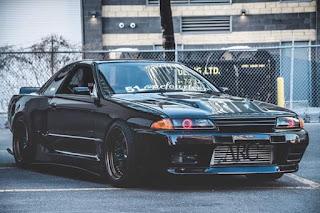 Nissan Skyline R32 👍