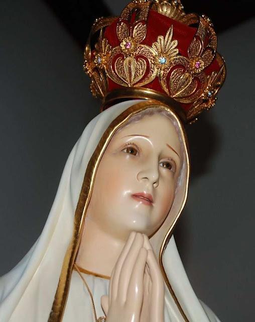 Nossa Senhora de Fátima é proibida na China porque sua devoção é explicitamente anticomunista