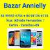 Bazar da Annielly sua loja de venda e troca de celulares em Caraúbas