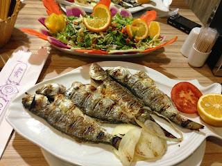 ergün balık restaurant kayseri