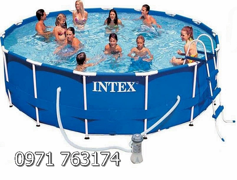 Piscinas easy set piscinas intex for Albercas intex precios