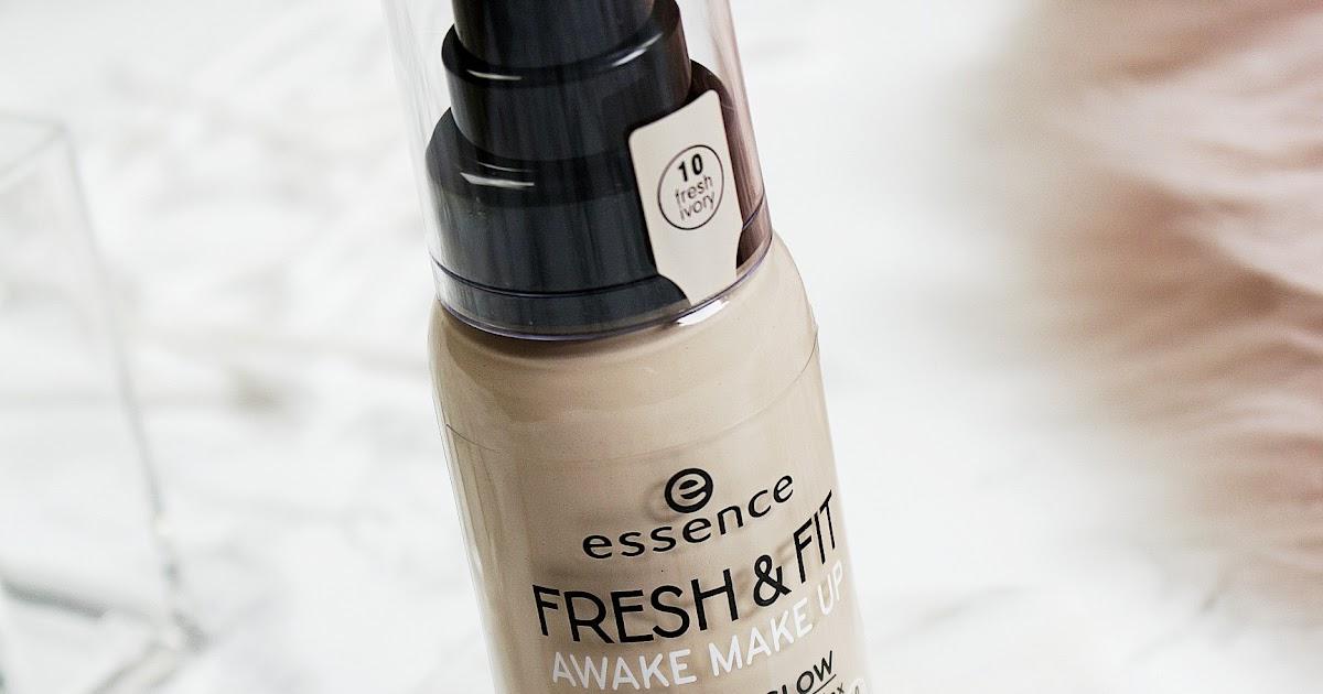 New Essence Fresh Fit Foundation Review Jolien Nathalie
