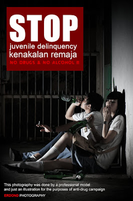 Penyebab Kenakalan Remaja Indonesia
