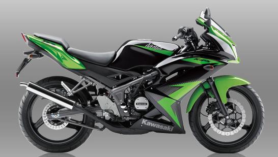 Motor Kawasaki Ninja RR Terbaru