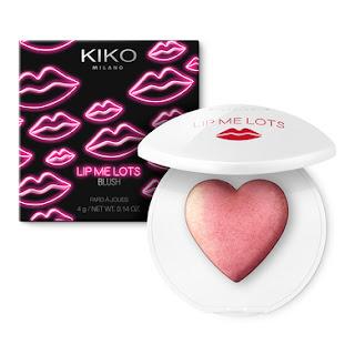 blush san valentino kiko