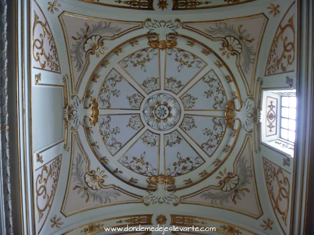 Cúpula del Monasterio del Paular