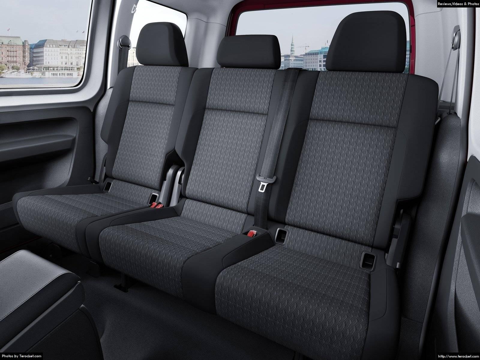 Hình ảnh xe ô tô Volkswagen Caddy 2016 & nội ngoại thất