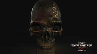 Warhammer 40000: Inquisitor Martyr PS Vita Background