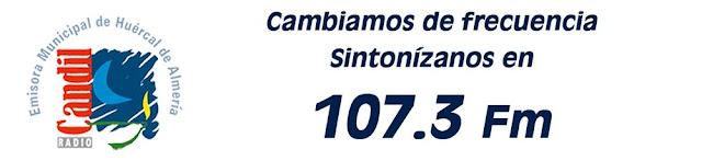 CANDIL RADIO FM 107.3