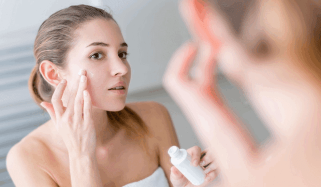 From now on, know how to remove acne that appears on the face and what is the cause