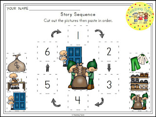https://www.teacherspayteachers.com/Product/The-Elves-and-the-Shoemaker-Fairy-Tales-Worksheets-Activities-Games-and-More-818148
